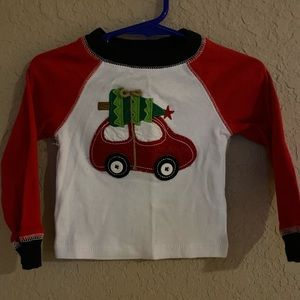 Mud Pie Christmas Shirt